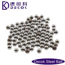 """5/32"""" chrome steel or carbon steel ball for bearings/Chinese manufacturer/Dong'e Samsung steel ball"""