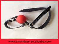 Factory manufacture soft ball gags SM046