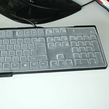 fashion silicone keyboard cover,desk top keyboard protect