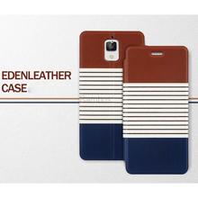 Phone Case Card Holder Custom Leather Wallet Flip Cover Case Skin For Lenovo A500
