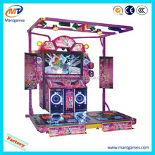 coin operated game for music game machine Dancing 5 generations