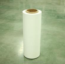 Transparent BOPP heat sealable film