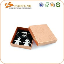 Custom Beauty Small Jewelry Box Paper Jewelry Box Jewelry Gift Box Wholesale