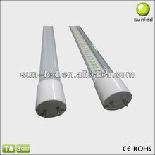 2012 hot sale T8 18W led tube light 1200mm