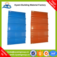 Corrosion resistance quick delivery wood plastic composite roof tile