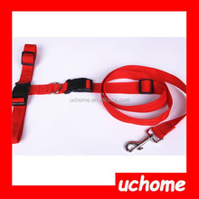UCHOME Dog Outdoor Running Traction Belt Pet Daily Walking Rope Training Dog Leash Collar Instant Trainer Leash for Dog Puppy