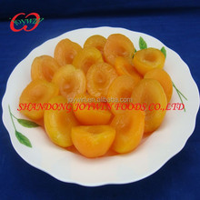 Canned food supplier, canned apricots halves in light syrup
