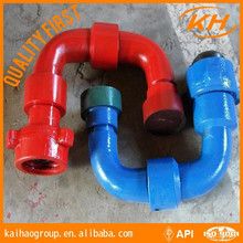 Longsweep hose 15ksi( FMC) swivel joint with integral wing union ends