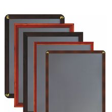 cheap price high quality photo frame small size A1 A2 A3 A4 pohto pictur frame