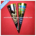 ice cream cones de papel