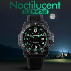 SKMEI Latest Nuctilucent vogue quartz watches with calendar