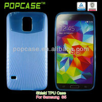 transparent tpu case for samsung galaxy s5