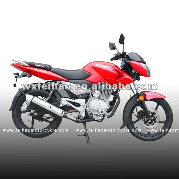 최고의 품질 저렴한 표준 200cc 오토바이
