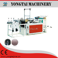 plastic dry cleaning bag making machine