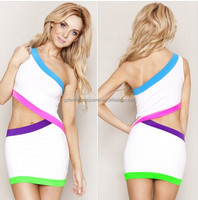sexy party wear apparel, american bandage dresses