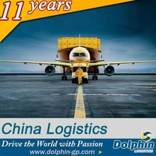 low cost glass product air freight qingdao to Russia from China