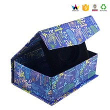 Sweet gift box packaging ,Color printing paper packaging box ,Magnetic gift box manufacturer
