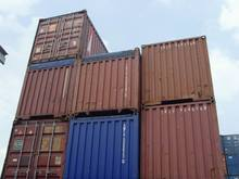 Open top 40 feet container