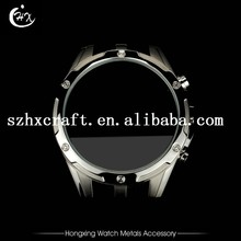 Stainless steel back japan movement as your require watch cases