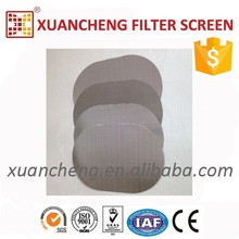 stainless steel filter mesh applied for additives