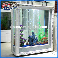 Hot Selling Eco-friendly Europe Style Open Floor Aquarium Fish Tank