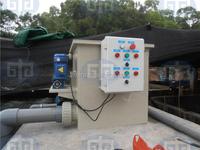 Fish Farming System Drum Filter for Koi Ponds