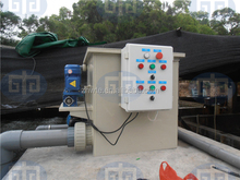 Fish Farming System Drum Filter for Koi Ponds