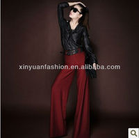 Show Stage High Waist Wide Leg Pantskirt Top-Quality Of Hot Sale Pant