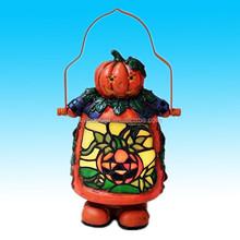 handmade artificial halloween resin pumpkins for sale