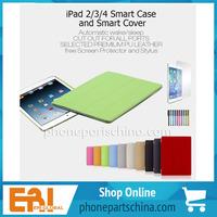 2014 new design for ipad mini flip case, for ipad mini leather case accept paypal