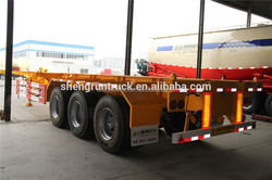 upright manufacturer and decorate Good Design Steel cast tube truck flat load bed