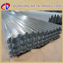 ASTM A653 Galvanized Corrugated Steel Sheet Metal Roofing Cheap