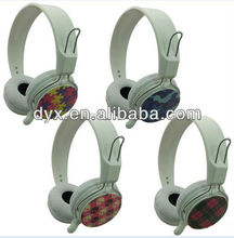 Hot Selling With Mic From Shenzhen Factory Anime Stereo Headphone