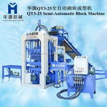 interlock machine color brick molding machine