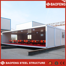 stackable prefabricated container houses usa