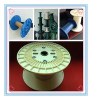 Winding 3d filament usage empty clear plastic spools for 3d filament
