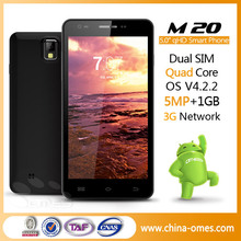 5.0-inch IPS Screen Low Cost Long Talk Time Smart Android Mobile Phone