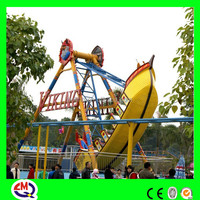 great exciting dragon boat entertainment adult outdoor rides hot sale