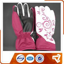 Good Quality Fashion Style Women Hand Sports Ski Glove