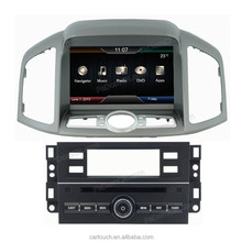 touch screen car dvd player car dvd gps for Chevrolet Captiva 2012 car dvd gps navigation