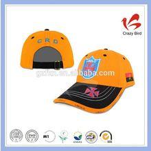 planteado personalizado logotipo bordado gorra de béisbol