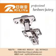 Telescopic 270 degree hinge hinge for folding door