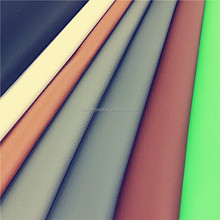 BS7176 Fire Retardant Lichee Grain PVC Leather for Furniture (A906-1)