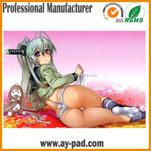 AY Best Clear Girls Sex Picture Games Rubber Playmat