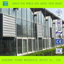 WS600 Venlo Glass Greenhouse