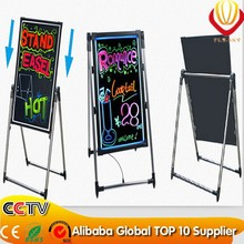 high quality high brightness LED writing board ali express new invention 2015 best for advertising factory direct