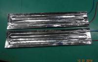 Defrost aluminium foil heater for freezer