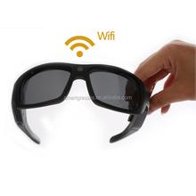 Most Hot Sell Custom Wayfarer Sunglasses 60fps full hd 1080p sport camera dvr