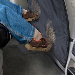 Car Storage Organizer Multi-pocket Hanging Kids Kick Mat Protector Car Back Seat Organizer