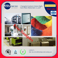 ISO high quality industrial protective powder coatings factory